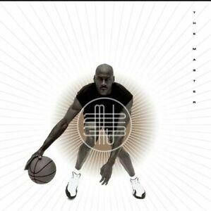 """🔥Original 1997 Michael Jordan Nike Poster """"THE MASTER"""" NOS 23 X 35 Sealed"""