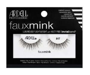 Ardell Fauxmink Faux Mink Lashes 817
