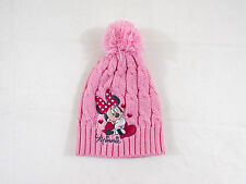 CAPPELLO BAMBINA DISNEY DELLA SERIE MINNIE MOUSE  BERRETTO PON PON IDEA REGALO