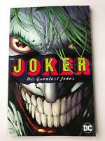 Joker : His Greatest Jokes - DC Comics Softcover Graphic Novel Trade Paperback