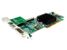 Matrox Millennium G550 Dual Head 32MB DDR DVI VGA AGP Graphics Card G55+MDHA32DB