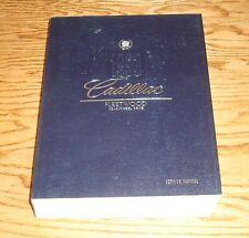 Original 1993 Cadillac Fleetwood Service Shop Manual 93