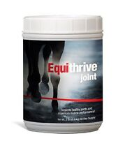 Equithrive Joint Powder 8 Lb 8 Month Supply Resveratol® HA Joint Health Mobility