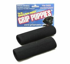 Grip Puppies Motorcycle Grip Covers foam comfort handlebar grips best on market