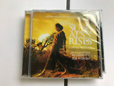 Joe Hisaishi - The Sun Also Rises OST [CD] BRAND NEW SEALED 3299039993224