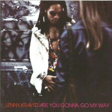 Lenny Kravitz - Are You Gonna Go My Way 1993 CD album