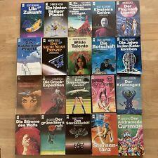 20x Heyne Science Fiction Konvolut Sammlung Zukunftsroman SF Bücherpaket