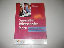 Spezielle Wirtschaftslehre von Frank Meyer-Faustmann und Waltraud Lasse (2011)