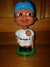 Chicago Cubs Black Face/Nodder/Bobble Head/Bobbing Head 1963 Green Gem Mint