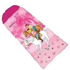 Bibi und Tina Freunde Kinderschlafsack 140 cm + 30 cm (Kapuze) x 70cm Schlafsack