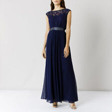 Coast millie maxi dress with lace detail