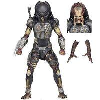 Predator Jungle Hunter NECA Action Figur Classic Ultimate Sammler Film Figuren