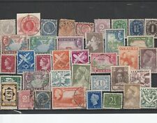 CURACAO AND SURINAME OLD STAMPS