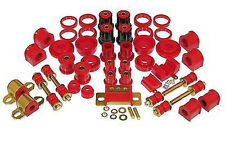 Prothane 93-02 Chevy Camaro Pontiac Firebird Complete Suspension Bushing Kit Red