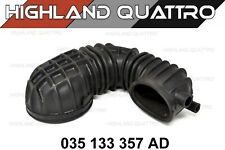 Audi coupe / GT / 90 / B2 K Jetronic intake air duct 035133357AD