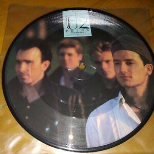 """U2 Pride Vinile 7"""" Picture Disc"""