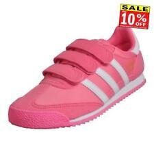 7f0ff5cd6ace6 Chaussures roses adidas pour fille de 2 à 16 ans