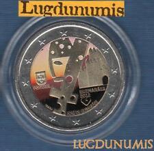 2 euro Commémo Couleur Color Portugal 2012 Guimares Capitale Européenne Culture