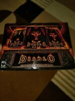 Diablo II Battle Chest PC Big Box (New) Sealed(Last one)