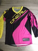 O'Neal Motorbike Racing Top And Pants Girls Kids Motocross