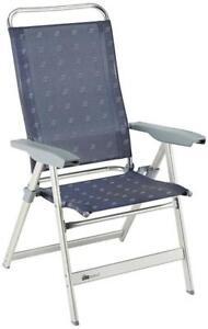 Dukdalf Dynamic Folding Camping / Caravan Chair - Blue -