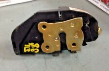 JEEP COMMANDER door lock o/s/f right drivers side front