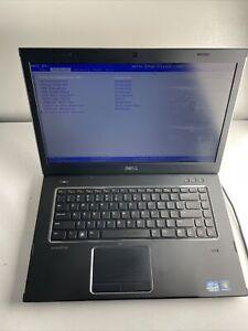 Dell Vostro 3550 15.6'' Intel Core i3-2310M 2.1GHz NO RAM Parts/Repair