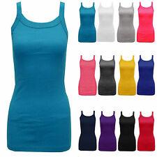 Sleeveless Stretch Cotton Tops & Shirts Size Petite for Women