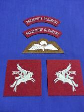 Airborne Badges set (WWII Parachute Regiment)