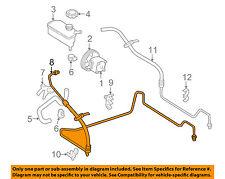 VOLVO OEM 05-07 V70-Power Steering Pressure Hose 30645990