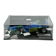 MINICHAMPS 1/43 - Benetton Ford B194 J.Herbert -Australian GP 1994 Only 200 Made