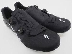 Specialized S-Works 7 Road Cycling Shoes EU Size 46 US 12.5 Carbon Soles BOA