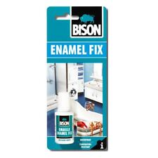 Bison Enamel Fix Repair Kit White Touch Up Paint Fix chip Bath Sink China 20ml