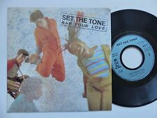 SET THE STONE Rap your love  812209 7 france RRR