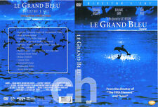 The Big Blue, Le Grand Bleu (1988) - Luc Besson, Jean Reno    DVD NEW