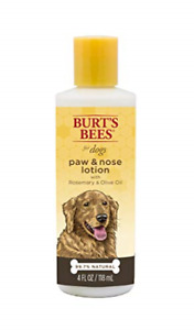 Burt's Bees for Dogs All-Natural Paw & Nose Lotion with Rosemary & Olive Oil |