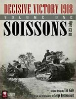 Legion Wargames Decisive Victory 1918 Soissons  Fast Free Shipping in the US