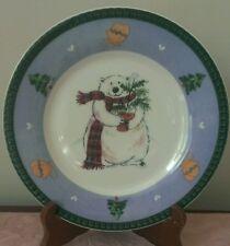 Pfaltzgraff Snow Bear Salad Plate