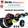 "1.54"" Smartwatch Band Reloj Inteligente Bluetooth Impermeable Pulsómetro Pulsera"