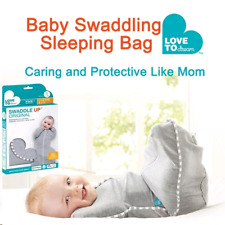 Love to Dream Swaddle up Original ,Gray 7-13 Ibs.Dramatically better sleep