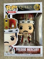 Queen - Freddie Mercury King Funko Pop Vinyl New in Box