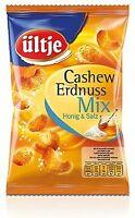 ültje Cashew Erdnuss Mix aus Cashew und Erdnüssen mit Honig & Salz 200g