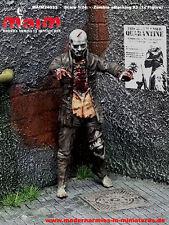 Zombie atacar a escala 1:24 #3/1:24