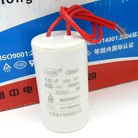CBB60 25MFD 25uF 450VAC 450V Capacitor HVAC 4 Pins with Screws