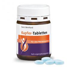 180 Kupfer Tabletten (1 Dose) von Sanct Bernhard
