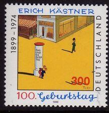 Germany 1999 Birth of Erich Kästner, Writer SG 2890 MNH