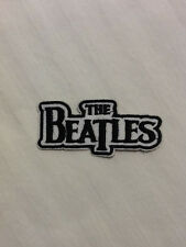 The Beatles Fab Four Paul George John Ringo Rock Roll Embroidered Iron On Patch