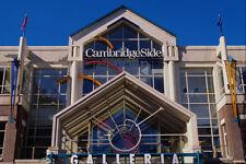 526040 Cambridgeside Galleria A4 Photo Print