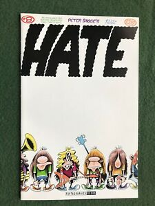 Peter Bagge HATE #8 Fantagraphics Books Modern Age indy comic vf/nm