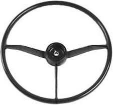 STEERING WHEEL BLACK 1957 1958 1959 CHEVROLET CHEVY GMC TRUCK